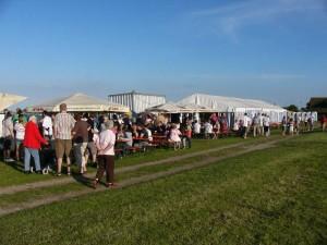 Auch in diesem Jahr lockte das Hafenfest nach Seekamp